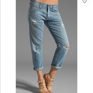 Citizens of Humanity Jeans Dylan Boyfriend Love